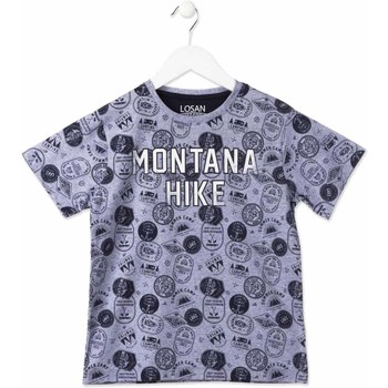 Vêtements Enfant T-shirts manches courtes Losan 813-1007AA Bleu