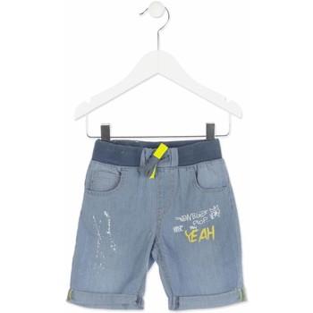 Vêtements Garçon Shorts / Bermudas Losan 815-9002AC Bleu