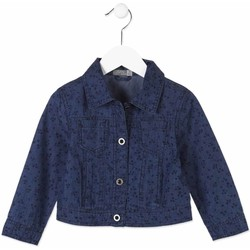 Vêtements Enfant Vestes en jean Losan 816-2002AD Bleu