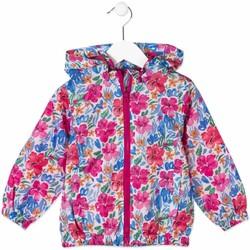 Vêtements Enfant Coupes vent Losan 816-2004AD Rose