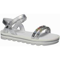 Chaussures Fille Sandales et Nu-pieds Melania ME6143F8E.A Gris