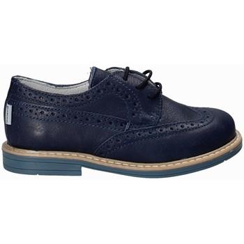 Chaussures Garçon Derbies Melania ME2003D8E.G Bleu