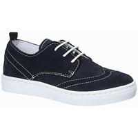 Chaussures Garçon Derbies Melania ME2069D8E.A Bleu