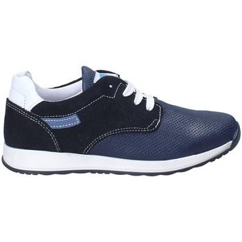 Chaussures Garçon Baskets basses Melania ME6041F8E.B Bleu
