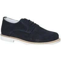 Chaussures Garçon Derbies Melania ME6276F8E.A Bleu