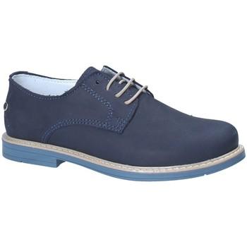 Chaussures Garçon Derbies Melania ME6014F8E.B Bleu
