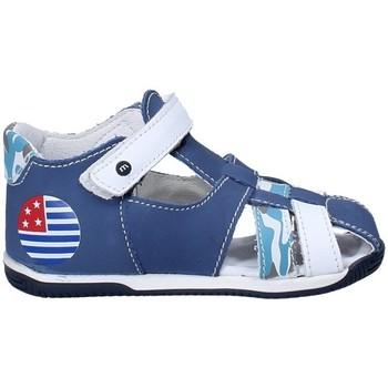 Chaussures Enfant Sandales et Nu-pieds Melania ME0802A8E.D Bleu