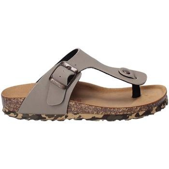 Chaussures Enfant Tongs Bionatura 22B1010 Gris