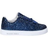 Chaussures Enfant Baskets basses Silvian Heach SH-S18-6 Bleu