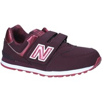 Chaussures Enfant Baskets basses New Balance NBKV574F2Y Rouge