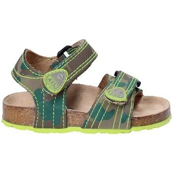 Chaussures Enfant Sandales et Nu-pieds Asso 64205 Marron