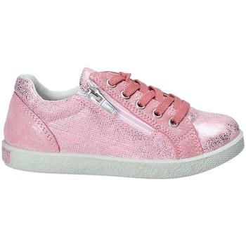 Chaussures Fille Baskets basses Primigi 1367033 Rose
