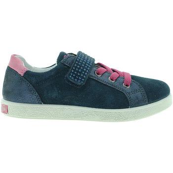 Chaussures Fille Baskets basses Primigi 1367322 Bleu
