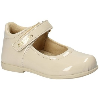 Chaussures Fille Ballerines / babies Melania ME1023B8E.B Beige