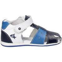 Chaussures Enfant Sandales et Nu-pieds Melania ME0811A8E.A Bleu