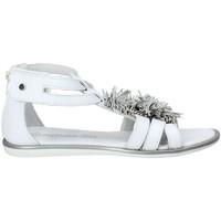 Chaussures Fille Sandales et Nu-pieds Melania ME6092F8E.C Blanc