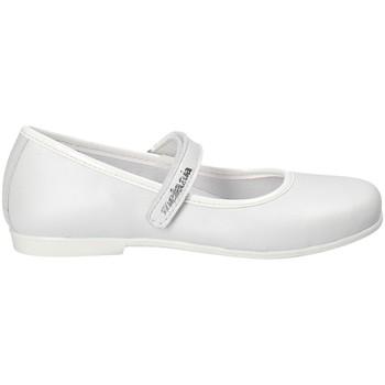 Chaussures Fille Ballerines / babies Melania ME2022D8E.B Blanc