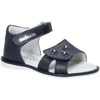 Chaussures Fille Sandales et Nu-pieds Melania ME8131B8E.A Bleu