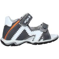 Chaussures Enfant Sandales et Nu-pieds Melania ME8152B8E.C Gris