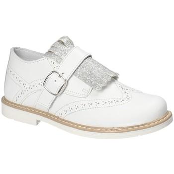 Chaussures Enfant Derbies Melania ME2009D8E.A Blanc