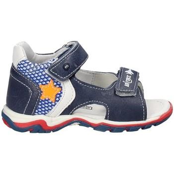 Chaussures Enfant Sandales et Nu-pieds Melania ME8169B8E.A Bleu