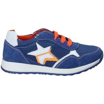 Chaussures Garçon Baskets basses Melania ME2153D8E.B Bleu