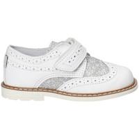 Chaussures Enfant Derbies Melania ME1007B8E.C Blanc