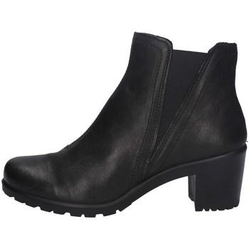 Chaussures Femme Bottines Imac 608710 NOIR