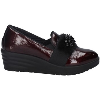 Chaussures Femme Slip ons Imac 606330 BORDEAUX