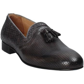 Chaussures Homme Mocassins Exton 1059 Gris