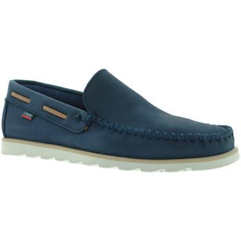 Chaussures Homme Mocassins CallagHan 15400 Bleu