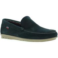 Chaussures Homme Mocassins CallagHan 85100 Bleu