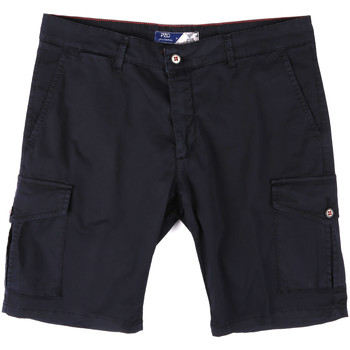 Vêtements Homme Shorts / Bermudas Sei3sei PZV130 81408 Bleu