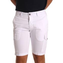 Vêtements Homme Shorts / Bermudas Sei3sei PZV130 81408 Blanc