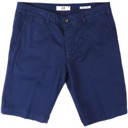 Vêtements Homme Shorts / Bermudas Sei3sei PZV132 8136 Bleu