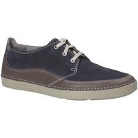 Chaussures Homme Derbies Clarks 132574 Bleu