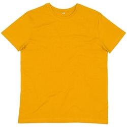 Vêtements Homme T-shirts manches courtes Mantis M01 Jaune
