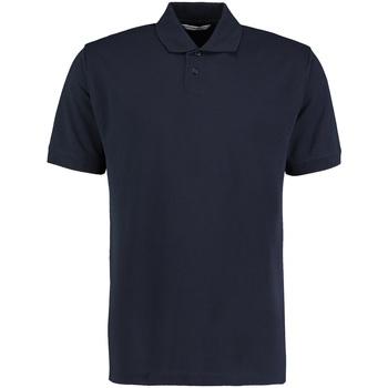 Vêtements Homme Polos manches courtes Kustom Kit KK422 Bleu marine