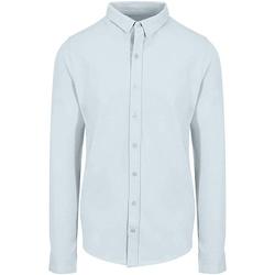 Vêtements Homme Chemises manches longues Awdis SD042 Bleu