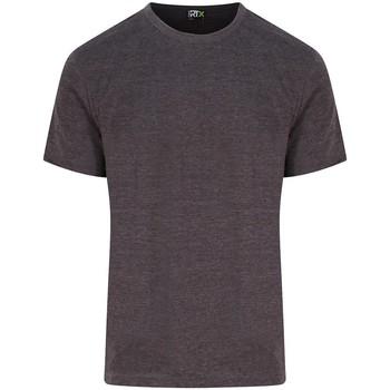 Vêtements Homme T-shirts manches courtes Pro Rtx RX151 Gris foncé
