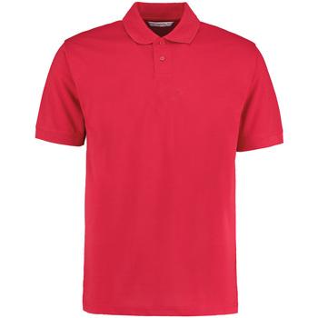 Vêtements Homme Polos manches courtes Kustom Kit KK422 Rouge