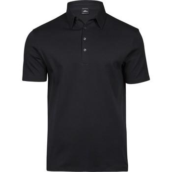 Vêtements Homme Polos manches courtes Tee Jays T1440 Noir