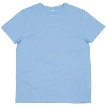 Vêtements Homme T-shirts manches courtes Mantis M01 Bleu ciel
