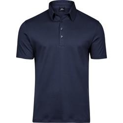 Vêtements Homme Polos manches courtes Tee Jays T1440 Bleu marine