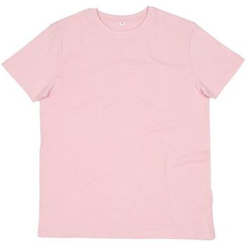 Vêtements Homme T-shirts manches courtes Mantis M01 Rose