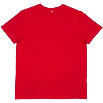 Vêtements Homme T-shirts manches courtes Mantis M01 Rouge