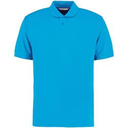 Vêtements Homme Polos manches courtes Kustom Kit KK422 Turquoise
