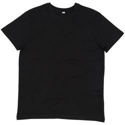 Vêtements Homme T-shirts manches courtes Mantis M01 Noir