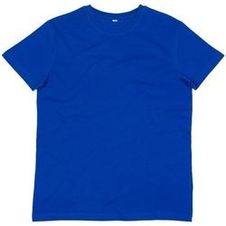 Vêtements Homme T-shirts manches courtes Mantis M01 Bleu roi
