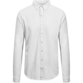 Vêtements Homme Chemises manches longues Awdis SD042 Blanc